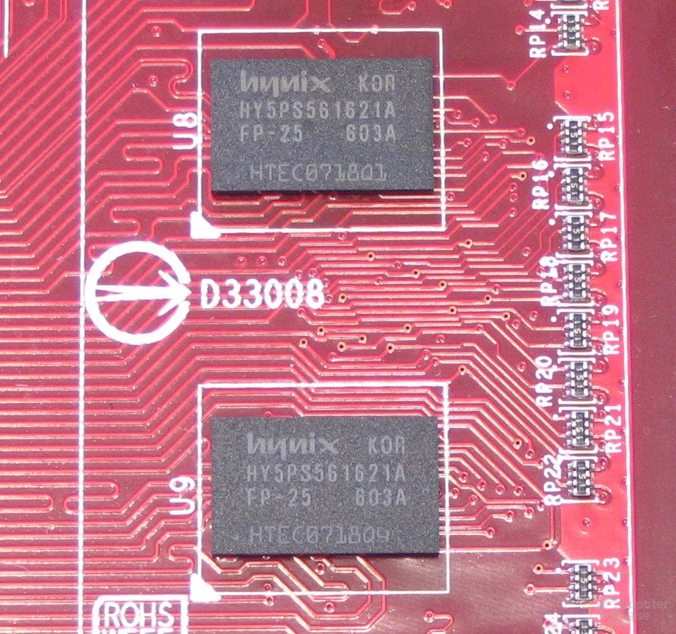 Hynix 2,5-ns-DDR2-RAM