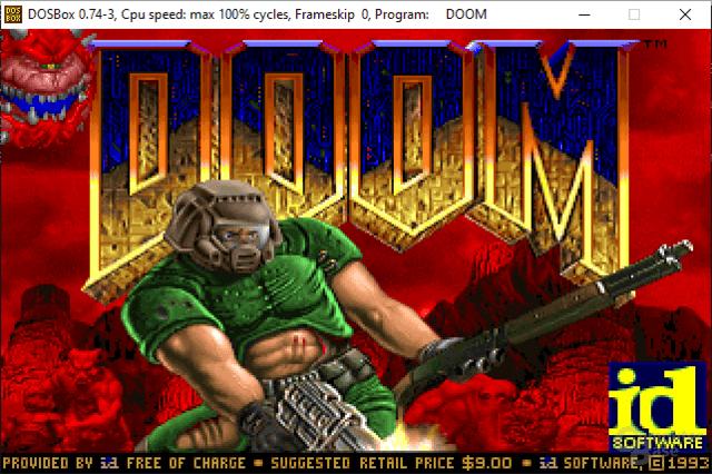 DOSBox – DOS-Emulator