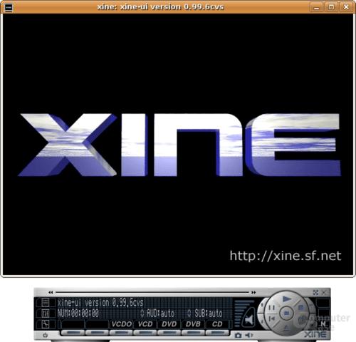 xine – Ein freier Video-Player