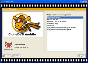 Slysoft Klon DVD 2 Riss