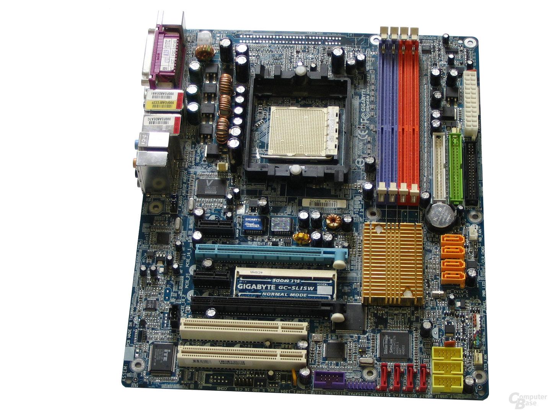 GigaByte nForce 4 SLI