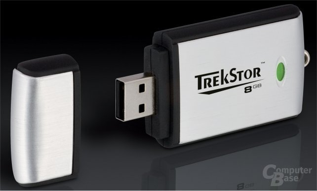 TrekStor USB-Stick CS-D 8 GB