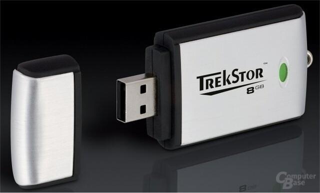 TrekStor USB-Stick CS-D 8 GB