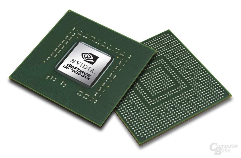GeForce Go 7900 GTX
