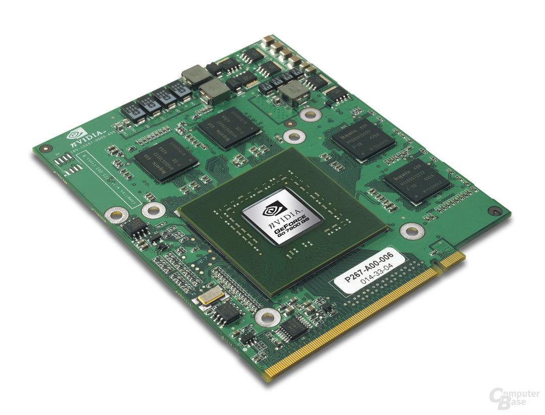 GeForce Go 7900 GS
