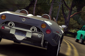 Test Drive Unlimited: Spyker C8 Spyder