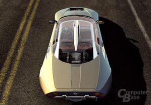 Test Drive Unlimited: Spyker C8 Laviolette