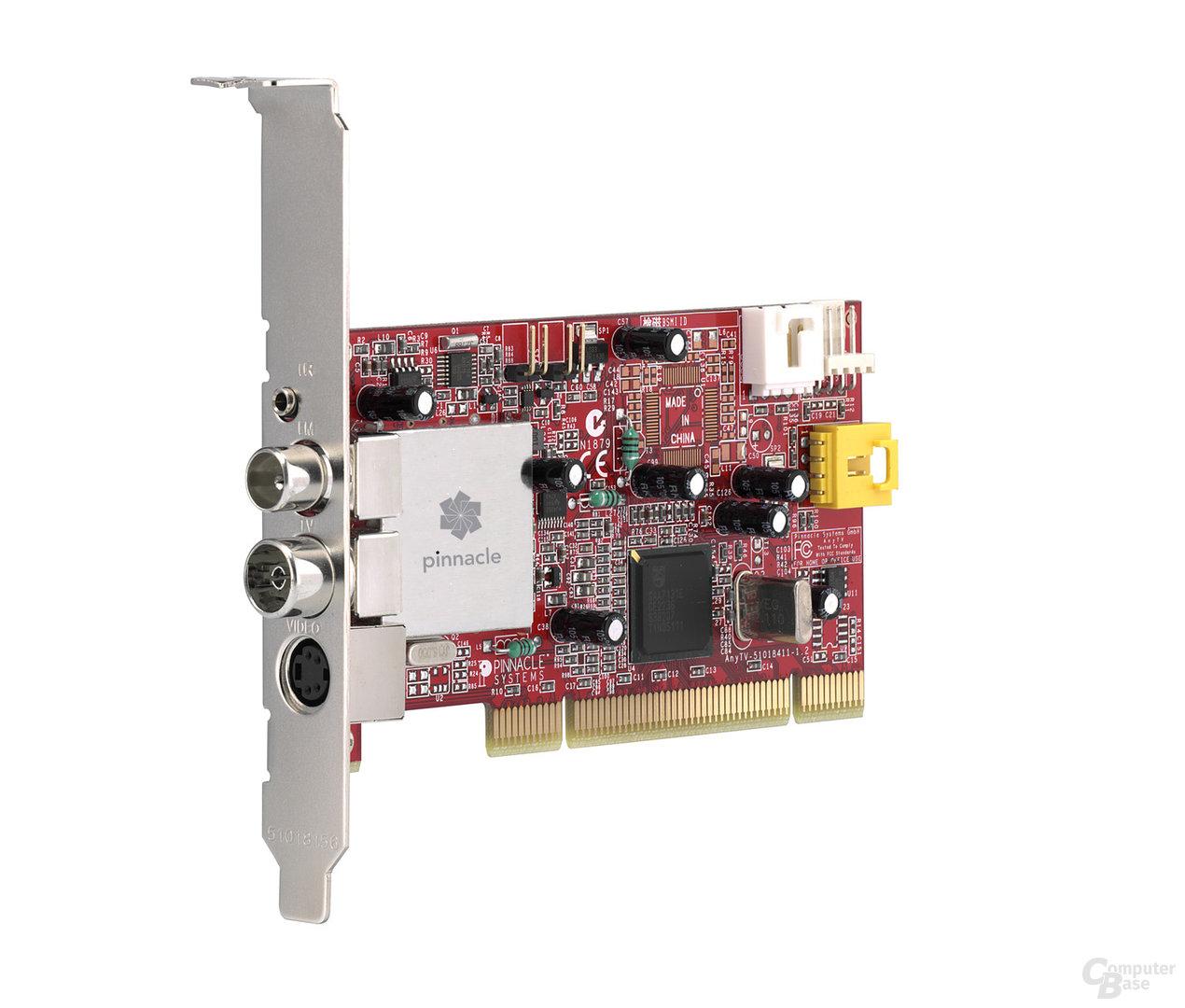 Pinnacle PCTV Analog PCI