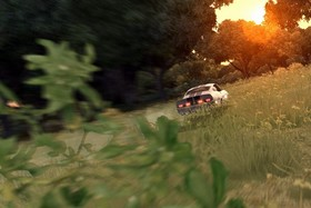 "Bilder aus der PC-Version von ""Test Drive Unlimited"""