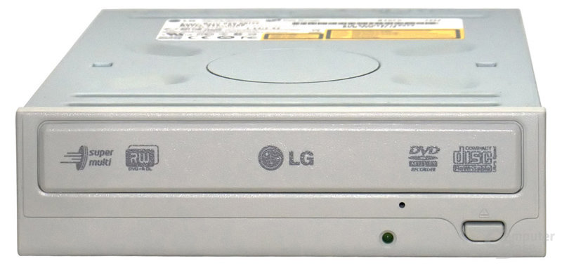 LG GSA-H10N - Front
