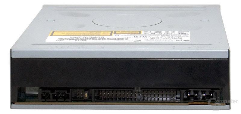 LG GSA-H10N Anschlüsse