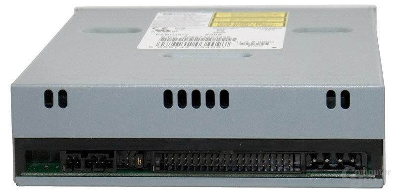 Plextor PX-760A - Anschlüsse