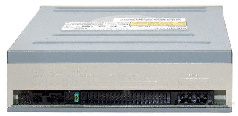 LiteOn SHM-165P6S - Anschlüsse