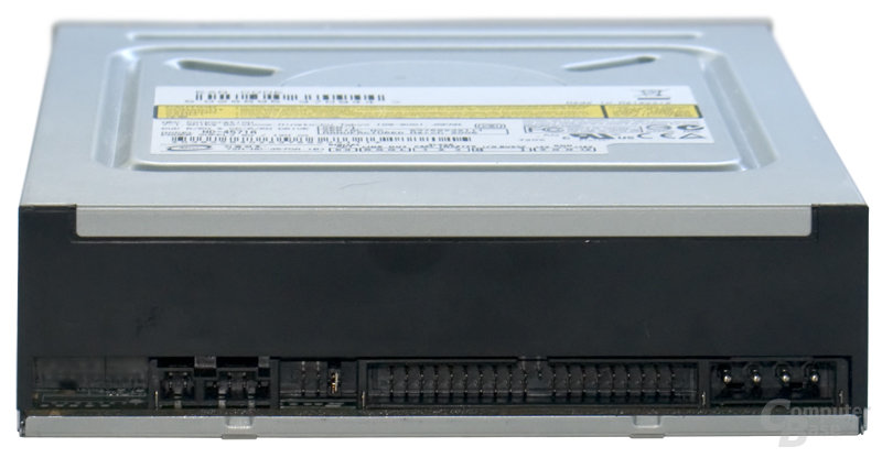 NEC ND-4571A - Anschlüsse