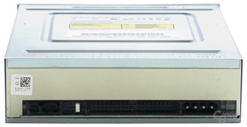 Samsung SH-S162L - Anschlüsse