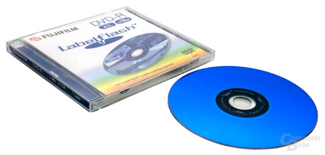 LabelFlash Hülle & DVD