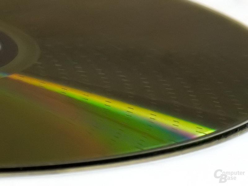 DVD-RAM - Sektoren