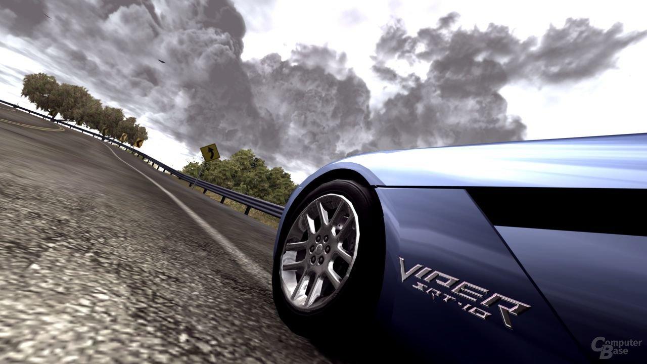 """Bilder aus """"Test Drive: Unlimited"""""""