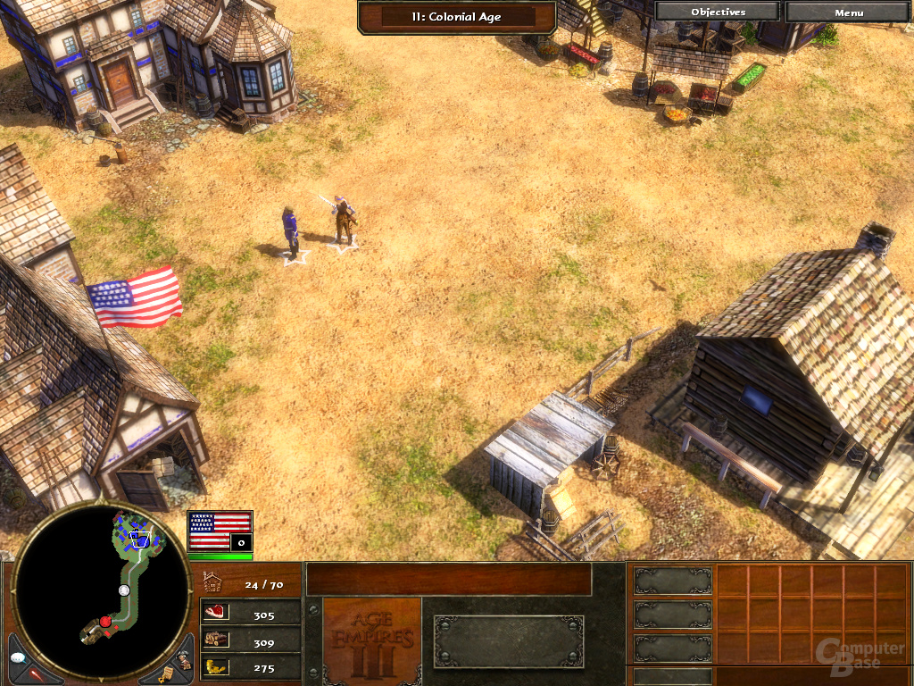 Age of Empires 3 - G70