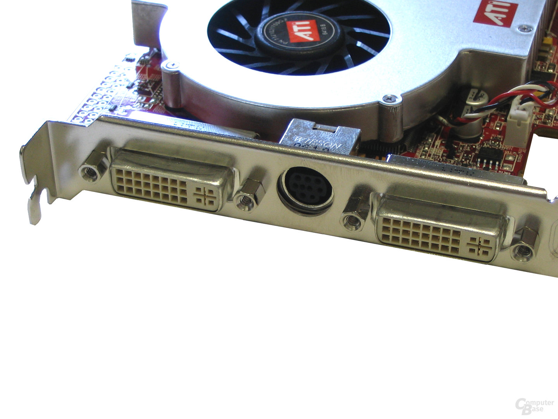 Slotblech PowerColor X1900 GT