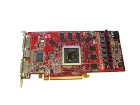 PowerColor Radeon X1900 GT ohne Kuehler