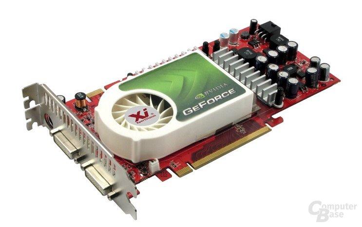 XpertVision GeForce 7900 GT 512 MB