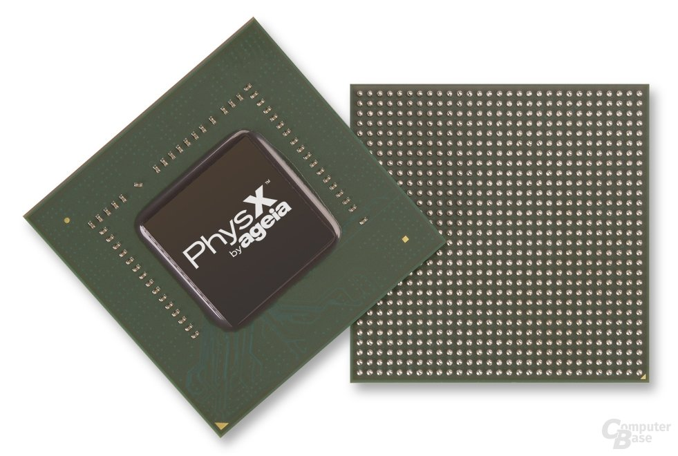 PhysX-Chip