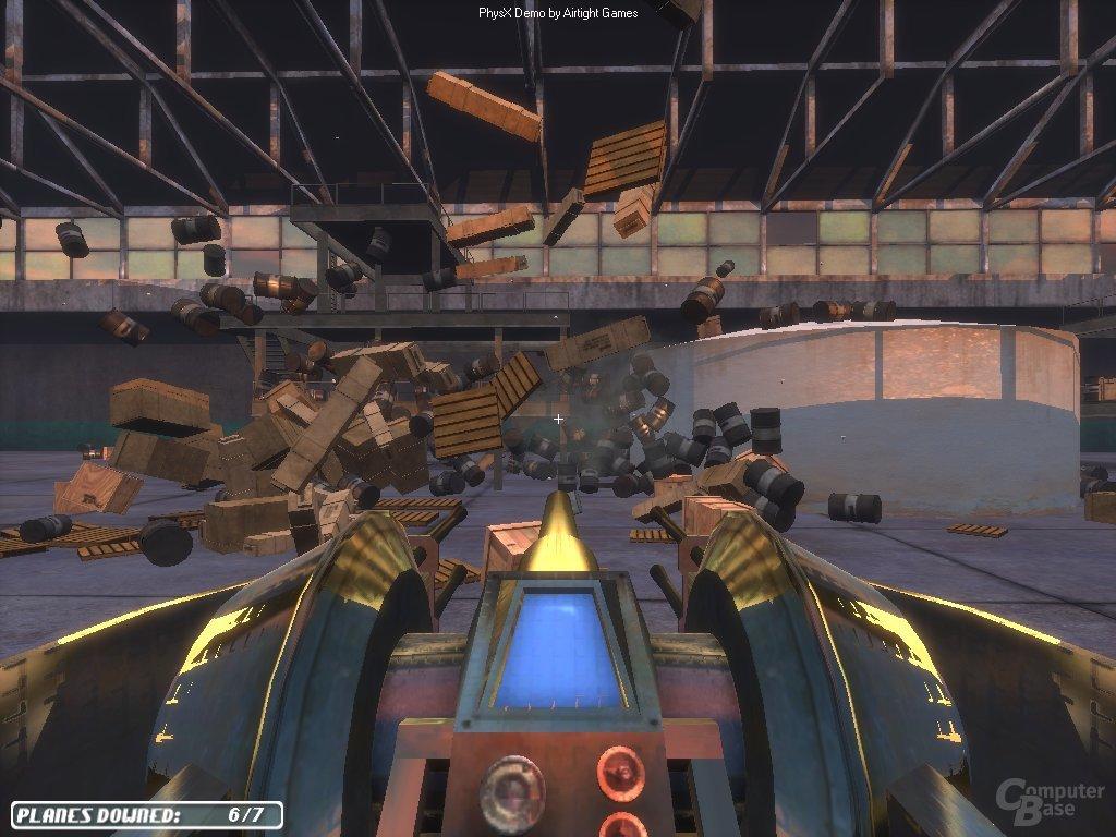 Hangar of Doom