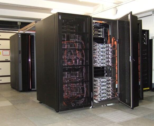 Supercomputer Uni Darmstadt