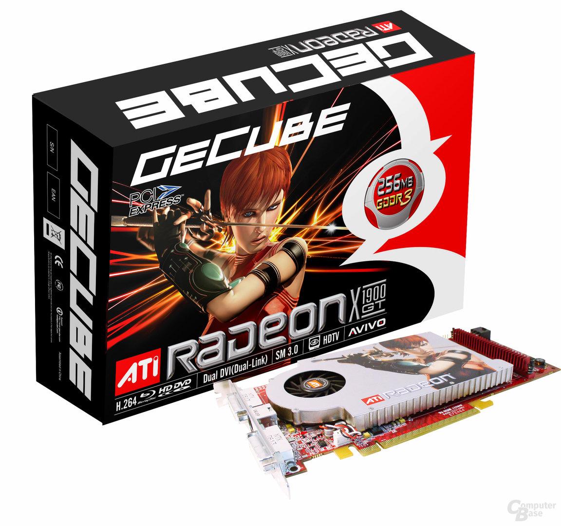 GeCube Radeon X1900 GT