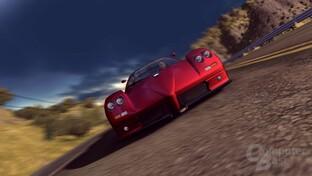 Bilder der Pagani-Sportwagen aus Test Drive Unlimited von Atari