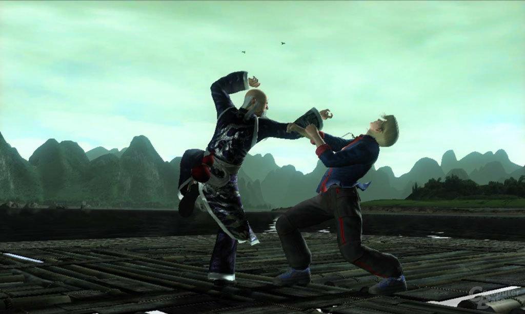 Segas Virtua Fighter 5 kommt exklusiv für die PlayStation 3