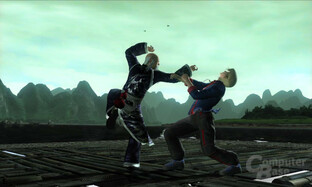 Segas Virtua Fighter 5 kommt exklusiv für die PlayStation 3