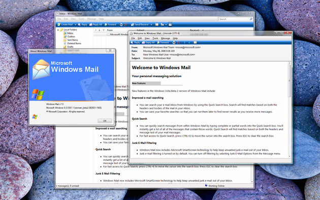 Windows Vista Build 5381.1 - Quelle: WinSuperSite.com