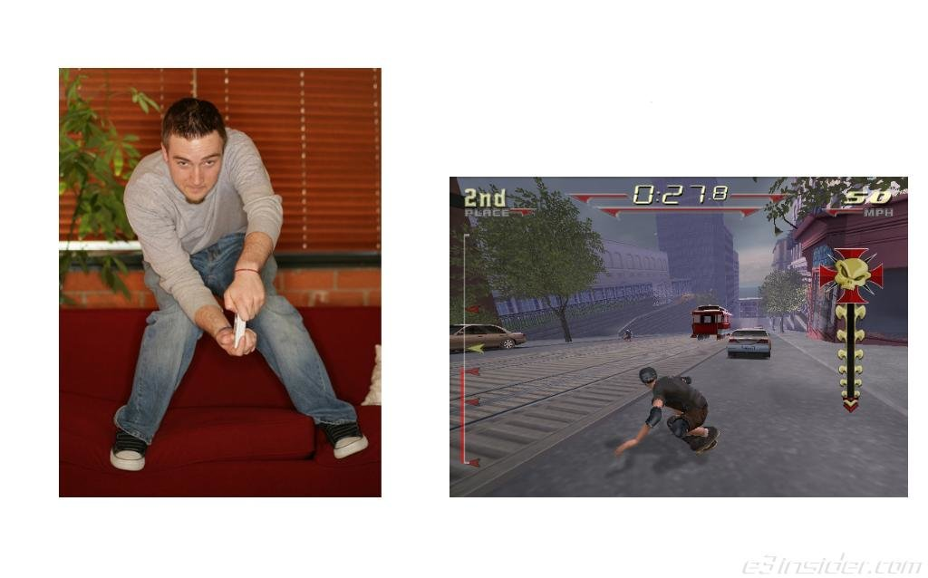 Tony Hawk's Downhill Jam von Activision für Nintendo Wii
