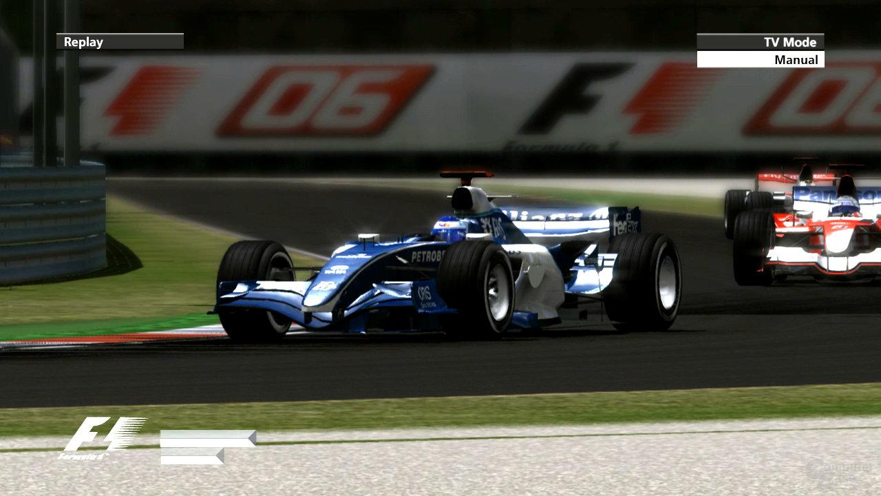 Formula One 06 für PlayStation 3