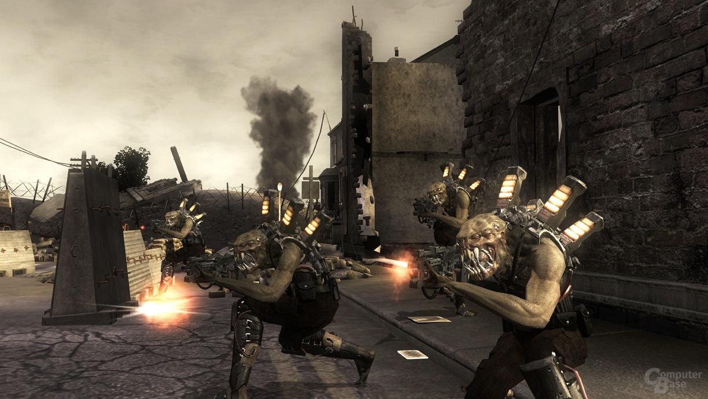 Resistance: Fall Of Man für PlayStation 3