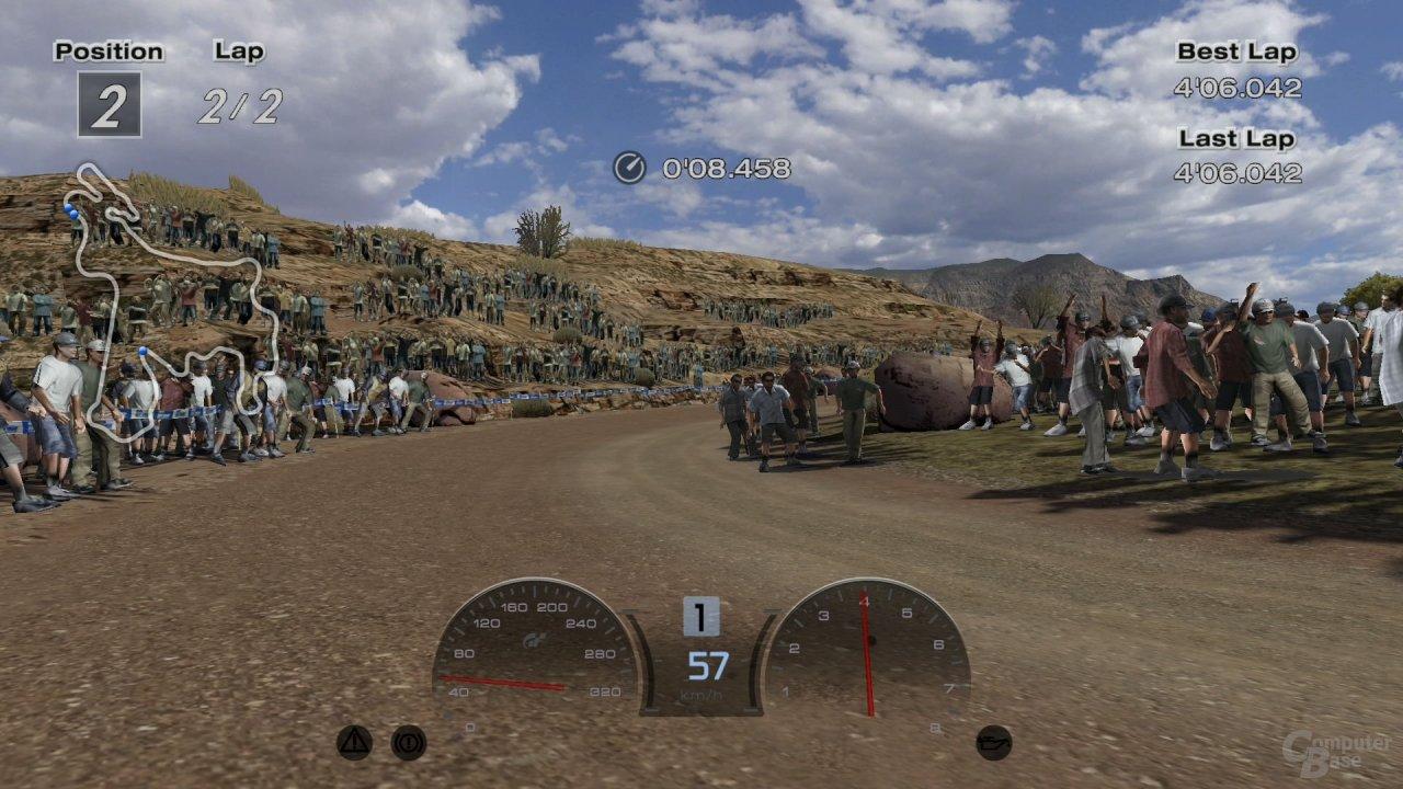 Gran Turismo HD für PlayStation 3