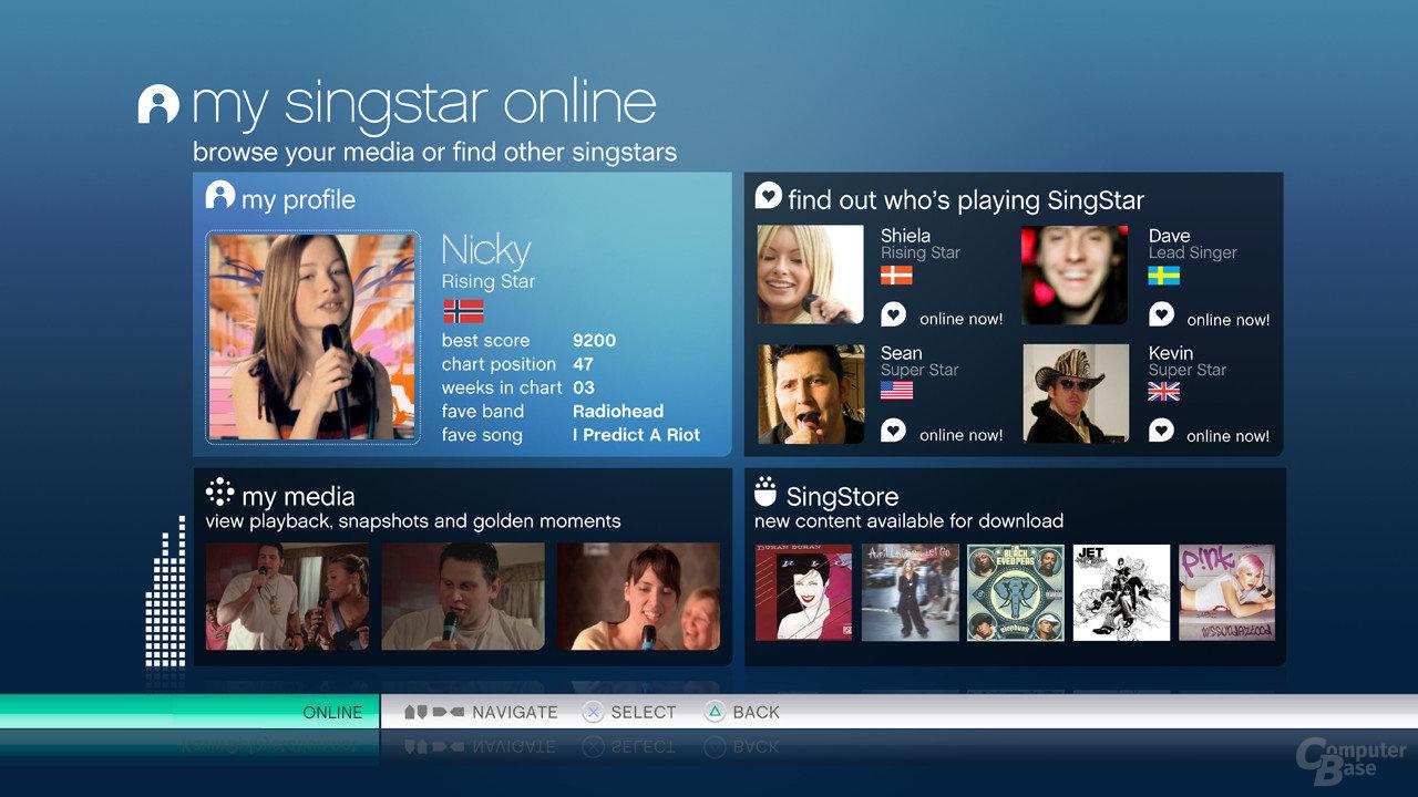 SingStar für PlayStation 3