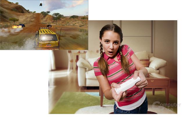 """""""Excite Truck"""" für Nintendo Wii"""
