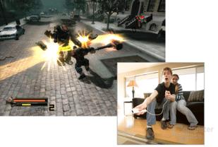 """""""Project Hammer"""" für Nintendo Wii"""