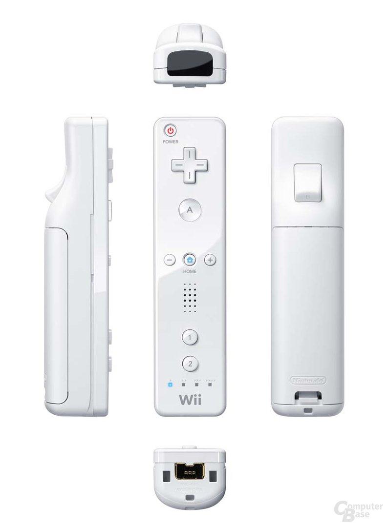 Controller des Nintendo Wii