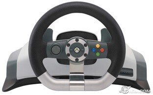 Xbox 360 Wireless Racing Wheel | Quelle: IGN