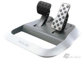 Xbox 360 Wireless Racing Wheel | Quelle: IGN