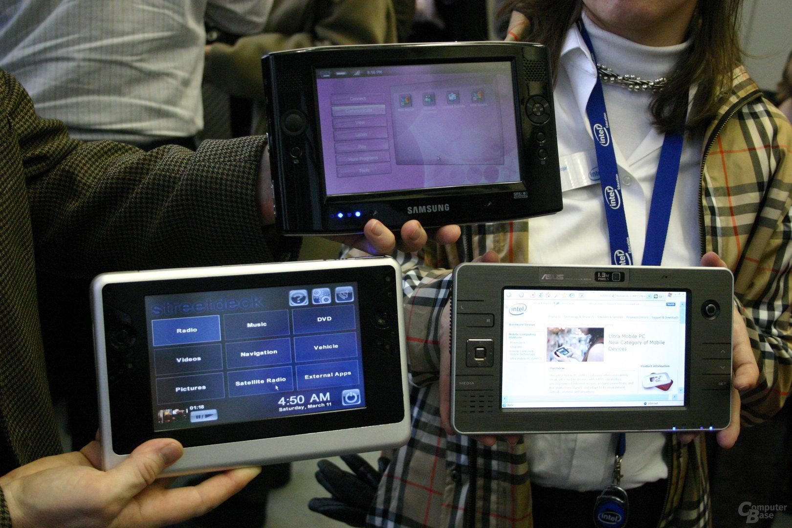 Samsungs UMPC Q1