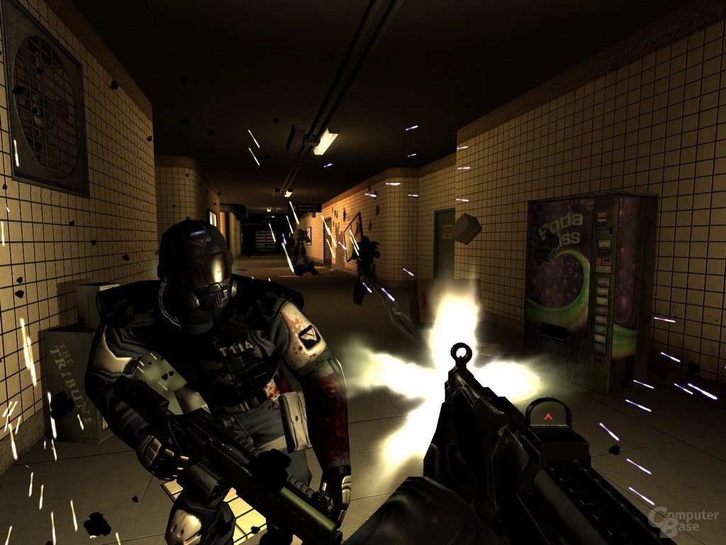 Bilder zu F.E.A.R. Extraction Point für den PC