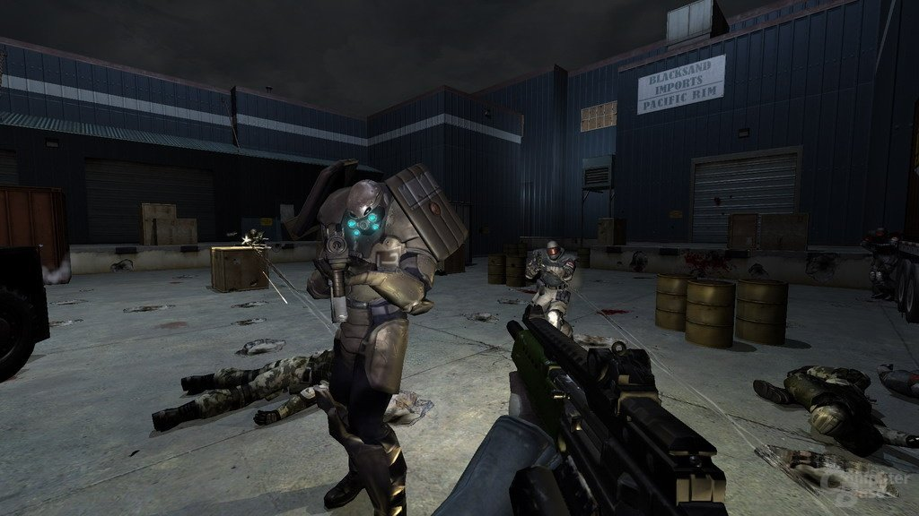 Bilder zu F.E.A.R. für die Xbox 360