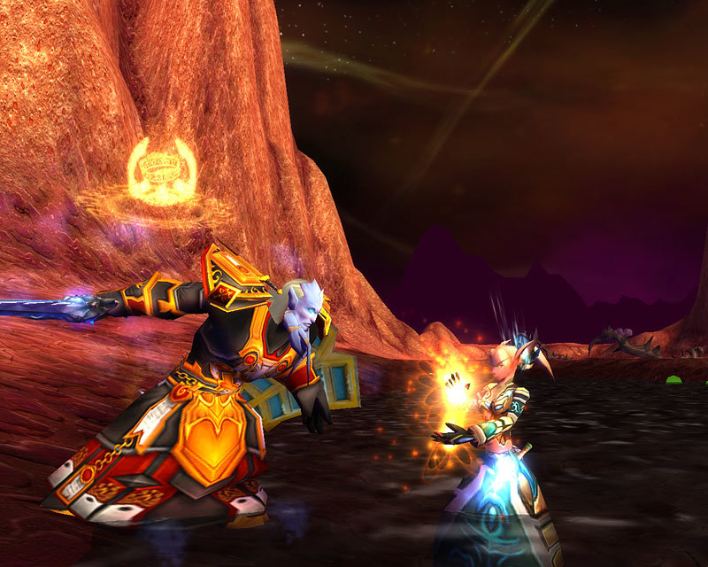 World of Warcraft : The Burning Crusade