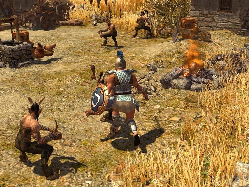 Titan Quest für den PC