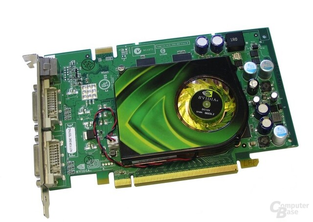 GeForce 7600 GT für PCI Express